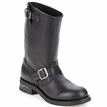 kengät Miehet Bootsit Sendra boots OWEN Musta
