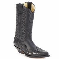 kengät Saappaat Sendra boots CLIFF Musta