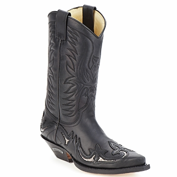 Saappaat Sendra boots CLIFF Black 350x350