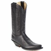 kengät Saappaat Sendra boots FLOYD Musta