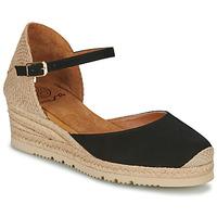kengät Naiset Sandaalit ja avokkaat Unisa CISCA Black