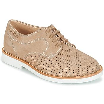 kengät Pojat Derby-kengät Pablosky NOUFF Beige