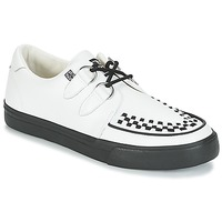 kengät Matalavartiset tennarit TUK CREEPERS SNEAKERS White / Black