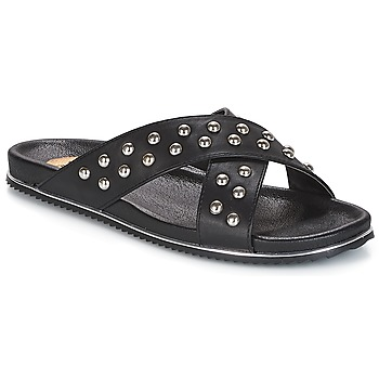 kengät Naiset Sandaalit Buffalo ALOLAJEP Black