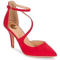 kengät Naiset Korkokengät Buffalo YOYOSBAND Red