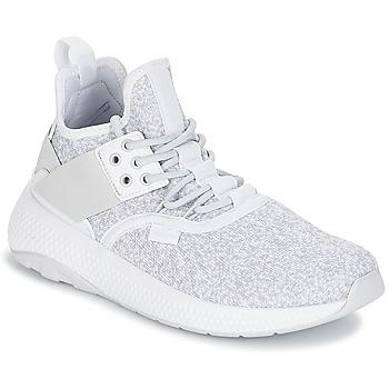 kengät Naiset Matalavartiset tennarit Palladium AX_EON LACE K White / Grey