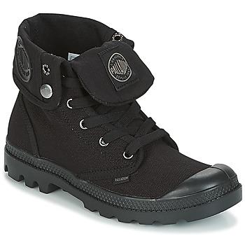 kengät Naiset Bootsit Palladium BAGGY Black