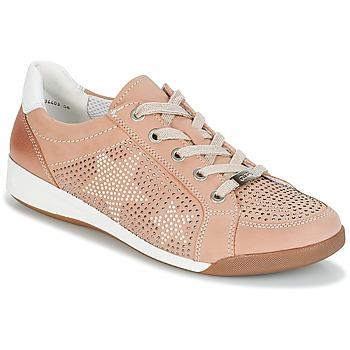 kengät Naiset Matalavartiset tennarit Ara ROM Vaaleanpunainen