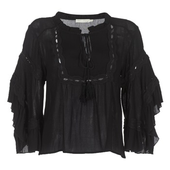 vaatteet Naiset Topit / Puserot See U Soon 8112057 Black