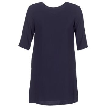 vaatteet Naiset Lyhyt mekko See U Soon 8121053 Laivastonsininen