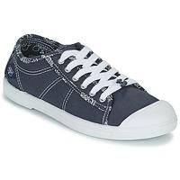 kengät Naiset Matalavartiset tennarit Le Temps des Cerises BASIC 02 Blue