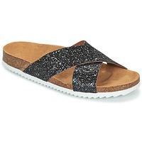 kengät Naiset Sandaalit Le Temps des Cerises FALONE Black
