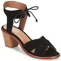 kengät Naiset Sandaalit ja avokkaat Casual Attitude ITELO Black