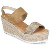 kengät Naiset Sandaalit ja avokkaat Casual Attitude INUIL Dore / Brown