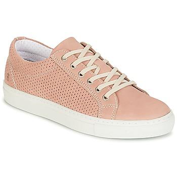kengät Naiset Matalavartiset tennarit Casual Attitude IPINIA Pink