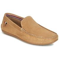 kengät Miehet Mokkasiinit Casual Attitude JALAYARE Camel