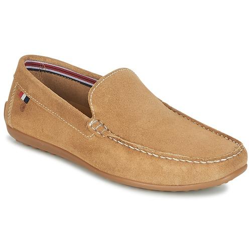 kengät Miehet Mokkasiinit Casual Attitude IMOPOL Camel