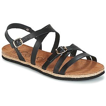kengät Naiset Sandaalit ja avokkaat Casual Attitude ILMEM Musta