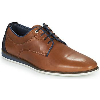 kengät Miehet Derby-kengät Casual Attitude ILESO Brown