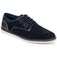 kengät Miehet Derby-kengät Casual Attitude INOUDER Blue / Laivastonsininen