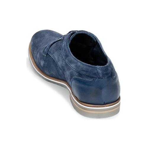 Casual Attitude Iqerqe Blue - Ilmainen Toimitus- Kengät Derby-kengät Miehet 46