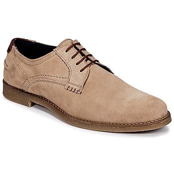 kengät Miehet Derby-kengät Casual Attitude IGANDA Beige
