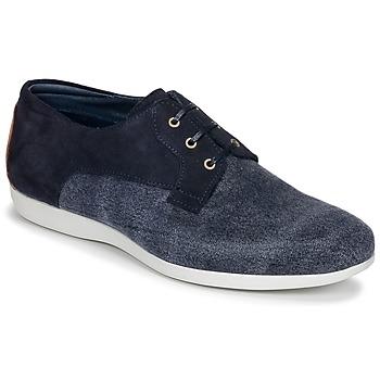 kengät Miehet Derby-kengät Casual Attitude IVUR Blue / Laivastonsininen
