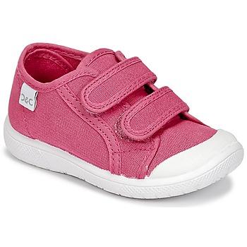 kengät Tytöt Matalavartiset tennarit Citrouille et Compagnie GLASSIA Pink