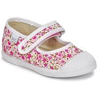 kengät Tytöt Balleriinat Citrouille et Compagnie APSUT Pink