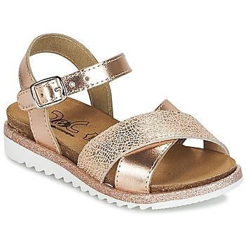 kengät Tytöt Sandaalit ja avokkaat Citrouille et Compagnie IZOEGL Bronze