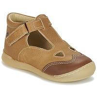 kengät Pojat Sandaalit ja avokkaat Citrouille et Compagnie IARTIALAN Brown