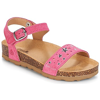 kengät Tytöt Sandaalit ja avokkaat Citrouille et Compagnie IHITO Vaaleanpunainen