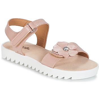 kengät Tytöt Sandaalit ja avokkaat Citrouille et Compagnie ILODO Pink