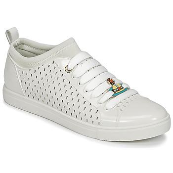 kengät Miehet Matalavartiset tennarit Vivienne Westwood SNEAKER ORB White