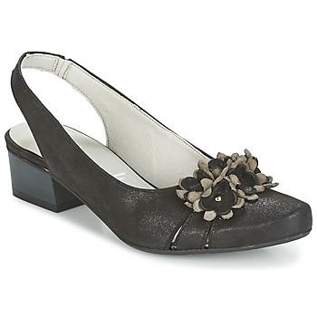 kengät Naiset Sandaalit ja avokkaat Dorking TUCAN Black