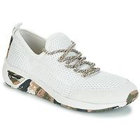 kengät Naiset Matalavartiset tennarit Diesel S-BKY White