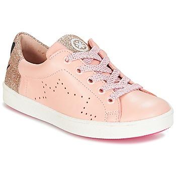 kengät Tytöt Matalavartiset tennarit Acebo's VERAMET Pink