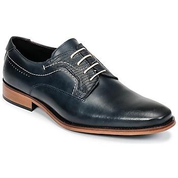 kengät Miehet Derby-kengät Carlington COBO Blue