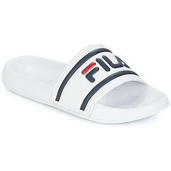 kengät Naiset Rantasandaalit Fila MORRO BAY SLIPPER WMN White