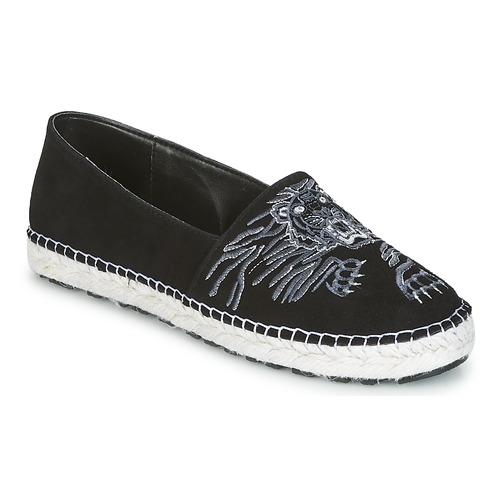kengät Naiset Espadrillot Kenzo KUMI ESPADRILLE Musta