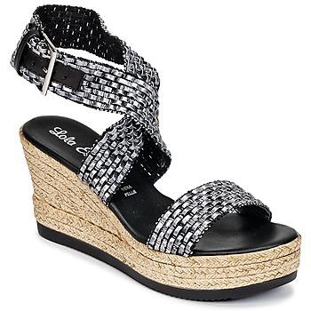kengät Naiset Sandaalit ja avokkaat Lola Espeleta GLADIS Black