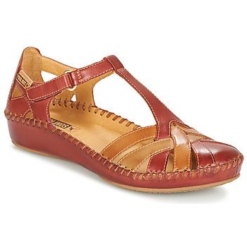kengät Naiset Sandaalit ja avokkaat Pikolinos P. VALLARTA 655 Brown