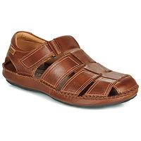 kengät Miehet Sandaalit ja avokkaat Pikolinos TARIFA 06J Brown