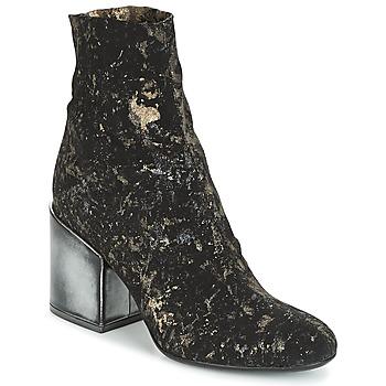 kengät Naiset Nilkkurit Now LUNA Black