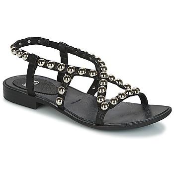 kengät Naiset Sandaalit ja avokkaat Now SANTIAGO Black