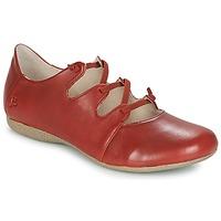 kengät Naiset Balleriinat Josef Seibel FIONA 04 Red