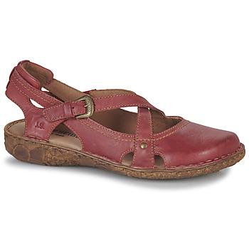 kengät Naiset Sandaalit ja avokkaat Josef Seibel ROSALIE 13 Red