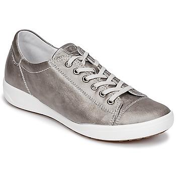 kengät Naiset Matalavartiset tennarit Josef Seibel SINA 11 Silver