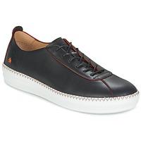 kengät Naiset Matalavartiset tennarit Art TIBIDABO 1342 Black