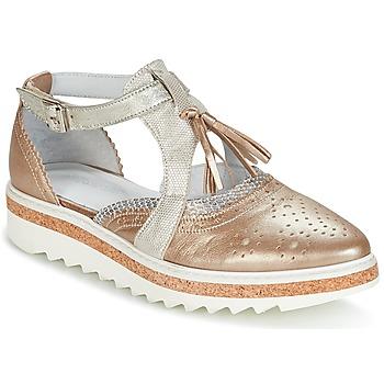 kengät Naiset Derby-kengät Regard RASTANU Bronze